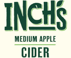Inch's Medium Apple Cider